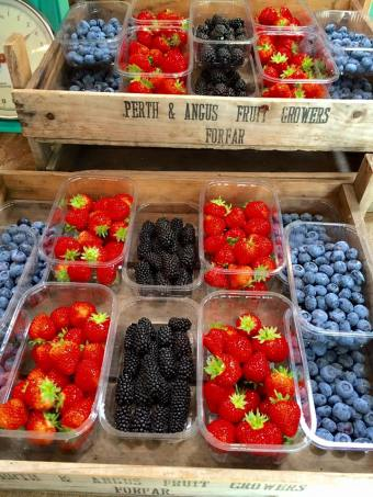 Fruit punnets